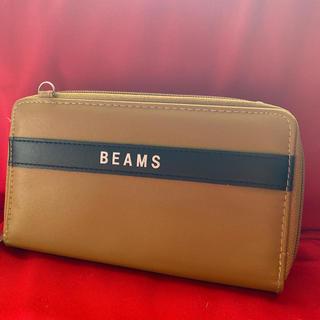 ビームス(BEAMS)のBEAMS☆マルチケース☆ストラップ付き(その他)