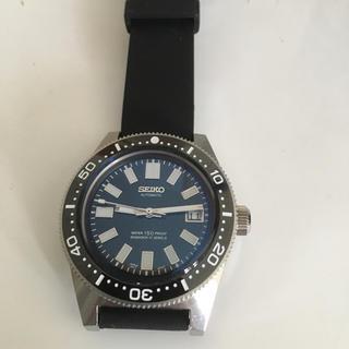 セイコー(SEIKO)のセイコー ファーストダイバー  オマージュ シャークダイバー カスタム(腕時計(アナログ))