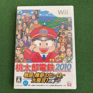 ウィー(Wii)の桃太郎電鉄 2010 戦国 維新のヒーロー大集合(家庭用ゲームソフト)