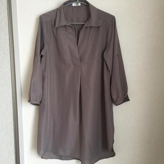 スキッパーシャツ  (シャツ/ブラウス(長袖/七分))
