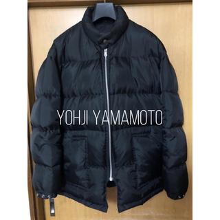 ヨウジヤマモト(Yohji Yamamoto)のヨウジヤマモト  フェザーダウンジャケット(ダウンジャケット)