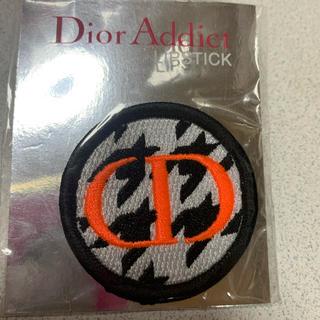 クリスチャンディオール(Christian Dior)のDior addict バッジ(バッジ/ピンバッジ)