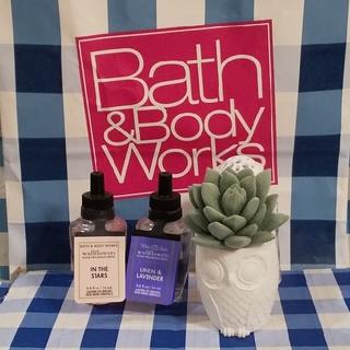バスアンドボディーワークス(Bath & Body Works)のバディ子様専用 バスアンドボディワークスセット(アロマポット/アロマランプ/芳香器)