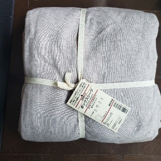 ムジルシリョウヒン(MUJI (無印良品))のボックスシーツ(シーツ/カバー)
