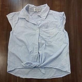 マザウェイズ(motherways)のタンクシャツ☆150(ブラウス)
