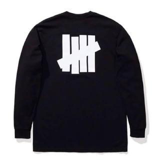 アンディフィーテッド(UNDEFEATED)のUNDEFEATED ロングTシャツ(Tシャツ/カットソー(七分/長袖))