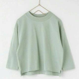 ローリーズファーム(LOWRYS FARM)の新品 ローリーズファーム USAモックロンT  (Tシャツ/カットソー)