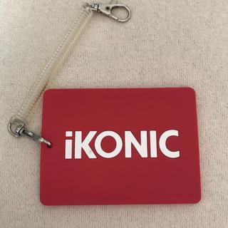 アイコン(iKON)のIKON 定期いれ カード入れ(名刺入れ/定期入れ)