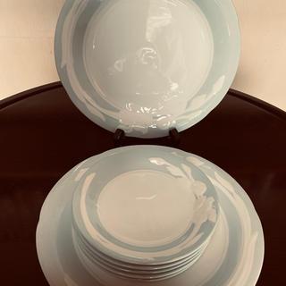 イヴサンローランボーテ(Yves Saint Laurent Beaute)のYSL プレート 大皿2枚 小皿5枚 セット(食器)