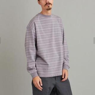 スティーブンアラン(steven alan)のstevenalan スティーブンアラン ボーダー 20ss(Tシャツ/カットソー(七分/長袖))