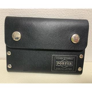 ポーター(PORTER)のPORTER カードケース(名刺入れ/定期入れ)