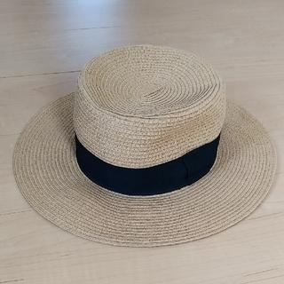 ジーユー(GU)のGU  麦わら帽子(麦わら帽子/ストローハット)