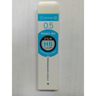 トンボエンピツ(トンボ鉛筆)のモノWX HHB (かためHB) 40本入 廃番商品 トンボ鉛筆(その他)
