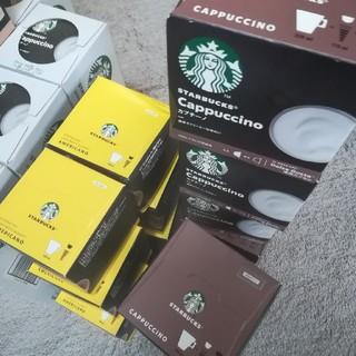 ネスレ(Nestle)の【送料無料】破格‼52箱セット‼️ネスレネスカフェドルチェグスト スターバックス(コーヒー)