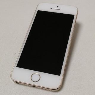 アイフォーン(iPhone)のiPhone 5s Gold 16GB ソフトバンクME334J/A OS8.1(スマートフォン本体)