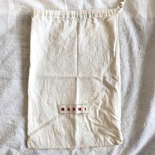 マルニ(Marni)のMarni  巾着袋 シューズ袋 1枚(ポーチ)