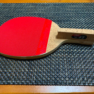 ティーエスピー(TSP)の卓球新品ラバーラケット(卓球)