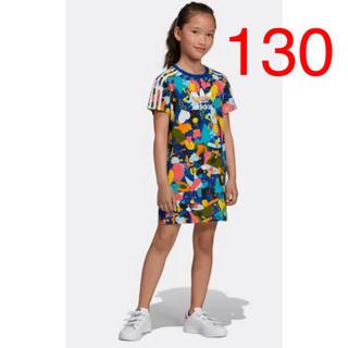 アディダス(adidas)のアディダス ワンピース キッズ 130(ワンピース)