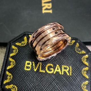 ブルガリ(BVLGARI)の超人気ブルガリ リング 16号 メンズ(リング(指輪))