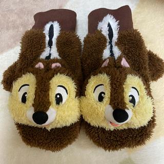 ディズニー(Disney)のディズニー チップ 手袋(手袋)