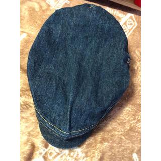 エビス(EVISU)のEVISUハンチング帽子(キャップ)