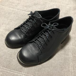 ヨウジヤマモト(Yohji Yamamoto)のヨウジヤマモト   ワイズy's  23センチ(ローファー/革靴)