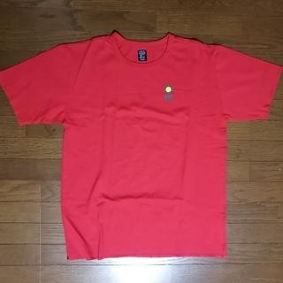ピーピーエフエム(PPFM)のPPFM  メンズ  T シャツ 半袖 赤  L サイズ 新品未使用 綿100%(Tシャツ/カットソー(半袖/袖なし))