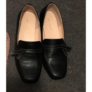 シマムラ(しまむら)のしまむら MUMU コラボローファー (ローファー/革靴)