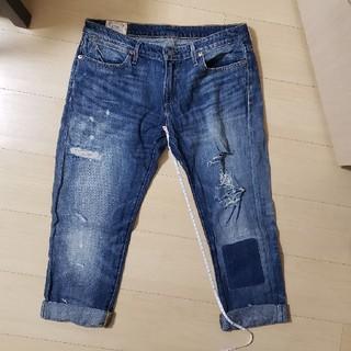ポロラルフローレン(POLO RALPH LAUREN)のpolo ralph lauren jeans ダメージ ジンズ パンツ(カジュアルパンツ)
