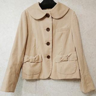 ジェーンマープル(JaneMarple)のJaneMarple  コットンベルベットのジャケット(その他)