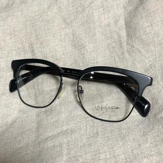 ヨウジヤマモト(Yohji Yamamoto)のヨウジヤマモト    メガネ 新品未使用(サングラス/メガネ)