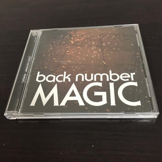 バックナンバー(BACK NUMBER)のback number ★MAGIC(ポップス/ロック(邦楽))