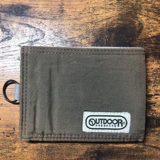 アウトドア(OUTDOOR)の財布・・二つ折り・OUTDOOR・アウトドア(折り財布)