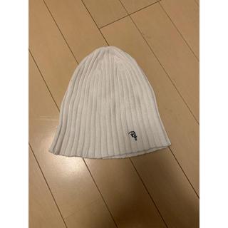 ロンハーマン(Ron Herman)のロンハーマン ニット帽 サマーニットキャップ(ニット帽/ビーニー)