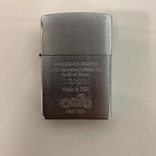 ジッポー(ZIPPO)のZippo  ジッポ バイク ハーレー ライター 喫煙(タバコグッズ)