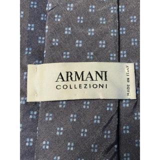 アルマーニ コレツィオーニ(ARMANI COLLEZIONI)の【ARMANI】美品 ネクタイ 爽やかなドット柄(ネクタイ)