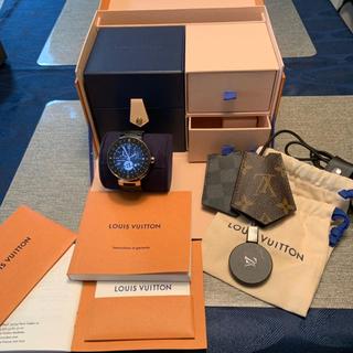 ルイヴィトン(LOUIS VUITTON)のヴィトン ホライゾン(腕時計(デジタル))