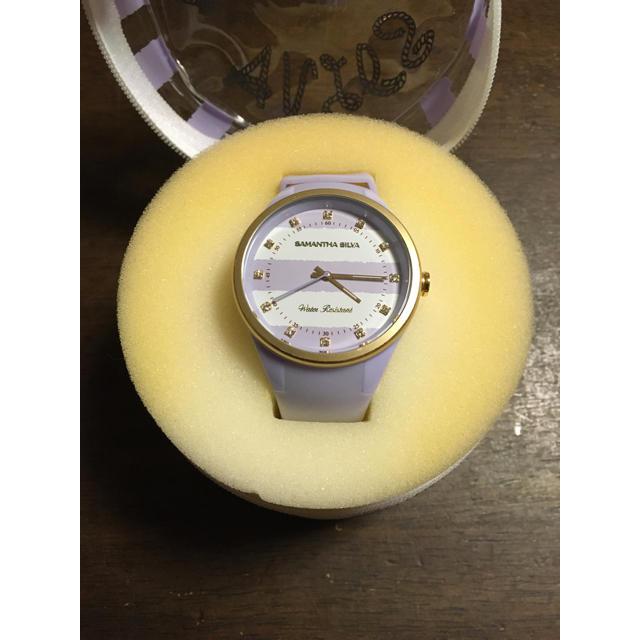Samantha Silva(サマンサシルヴァ)のSAMANTHA SILVA レディースのファッション小物(腕時計)の商品写真