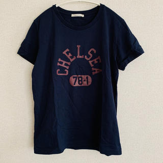 マカフィー(MACPHEE)の本日最終出品!【macphee】ロゴTシャツ(Tシャツ(半袖/袖なし))