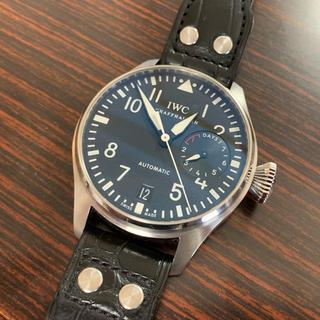 インターナショナルウォッチカンパニー(IWC)のIWC ビッグパイロットウォッチ Ref.500401(腕時計(アナログ))