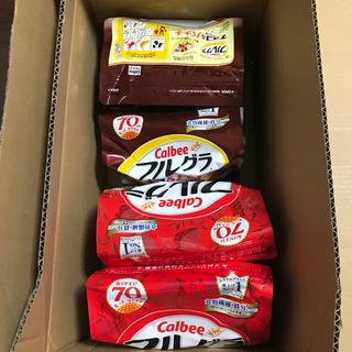 カルビー(カルビー)の値下げ☆カルビー フルグラ 4袋セット(米/穀物)