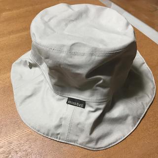モンベル(mont bell)のmontbell 帽子 ハット ベージュ(ハット)
