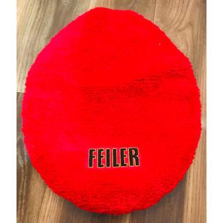 フェイラー(FEILER)のFEILER フェイラートイレ蓋カバー O型(トイレマット)