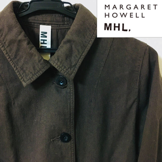 マーガレットハウエル(MARGARET HOWELL)のMHL コート(ロングコート)