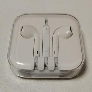アイフォーン(iPhone)のiPhone イヤホン 純正品 2(ヘッドフォン/イヤフォン)