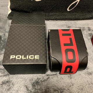ポリス(POLICE)のポリス (腕時計(アナログ))