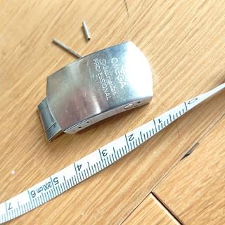 オメガ(OMEGA)のジャンク品 OMEGA 純正バックル スピードマスター(金属ベルト)