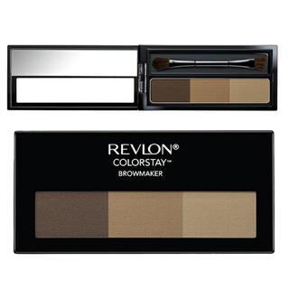 レブロン(REVLON)の【新品】レブロン カラーステイ ブロウ メーカー 01ブラウン(パウダーアイブロウ)