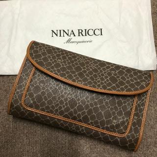 ニナリッチ(NINA RICCI)のニナリッチ クラッチバック(クラッチバッグ)