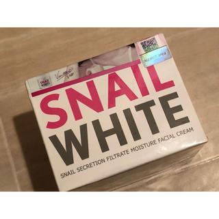 タン(THANN)のSNAIL White cream スネイルホワイトフェイスクリーム美白クリーム(フェイスクリーム)